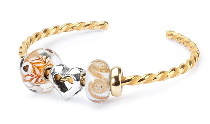Trollbeads Gold Bangles