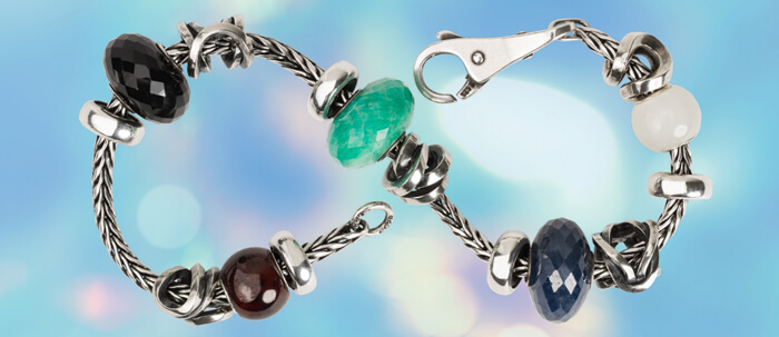 Trollbeads Infinite Virtues Landing Page
