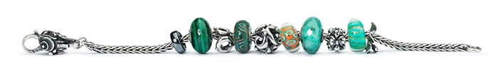 Trollbeads Silver Charms $46