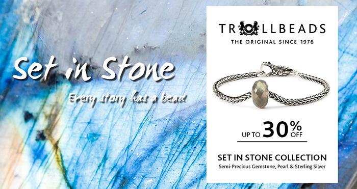 Trollbeads Set In Stone Sale