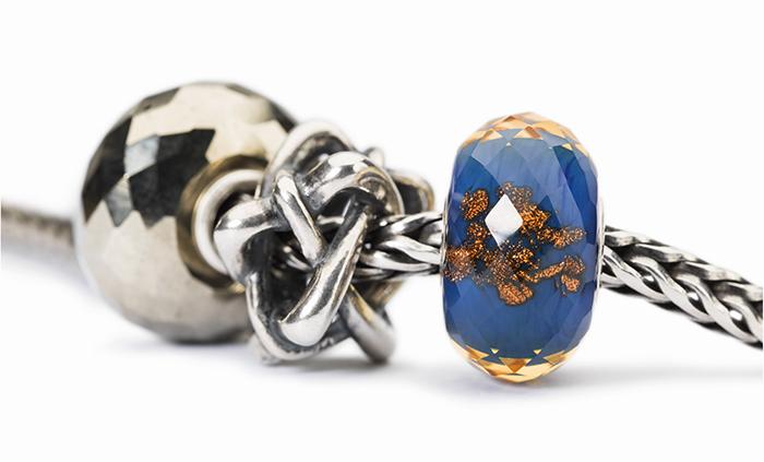 Trollbeads Silver Beads