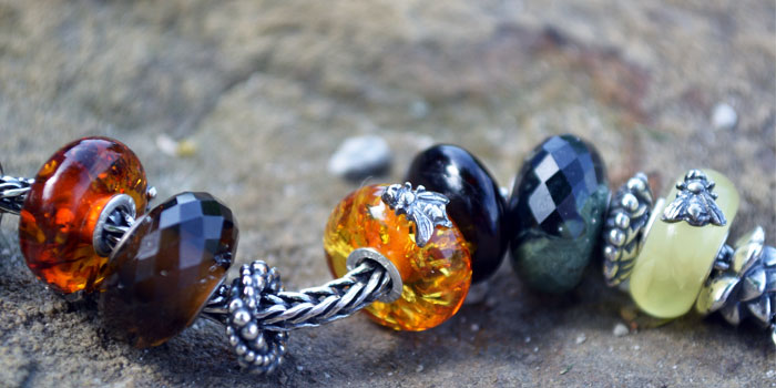 Trollbeads Wings Of Amber Landing Page