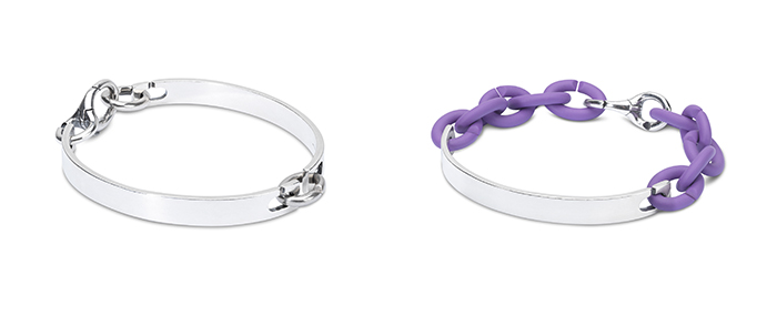 X Jewellery Link Chains