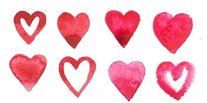 X Jewellery Valentine's Day