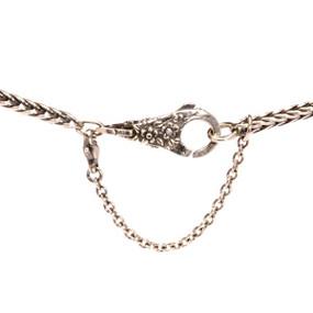 Trollbeads Safety Chain, Sterling Silver, Fits Trollbeads Bracelets