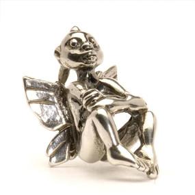 Trollbeads Silver Charm Fantasy Elf