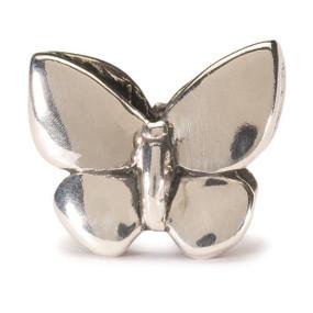 Trollbeads Silver Charm Fantasy Butterfly