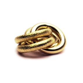 Trollbeads Gold Charm 2 + 2