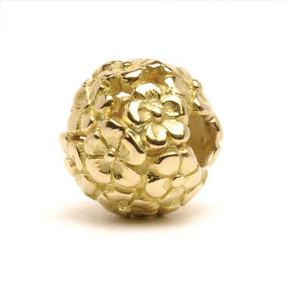 Trollbeads Gold Charm Bouquet