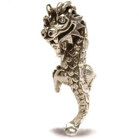 Trollbeads Silver Charm Naughty Dragon