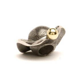 Trollbeads Silver and Gold Charm Space