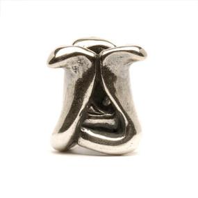 Trollbeads Silver Charms Cobra