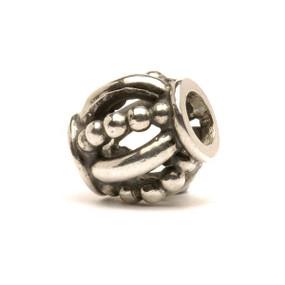 Trollbeads Silver Charm Royal