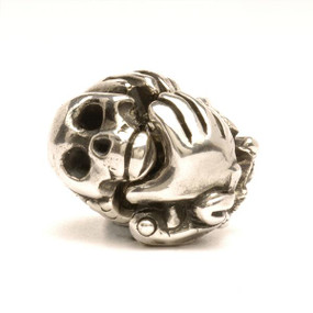 Trollbeads Silver Charm Bead of Fortune 11429