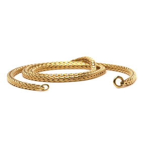 Trollbeads Necklace Gold 14 Carat