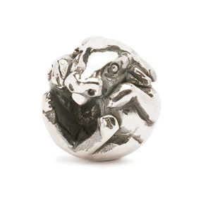Trollbeads Silver Charm Chinese Ox 11454