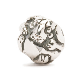 Trollbeads Silver Charm Chinese Dog 11463