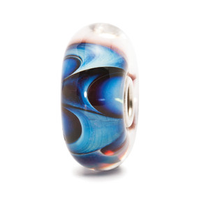Trollbeads Glass Bead Wave of Dreams