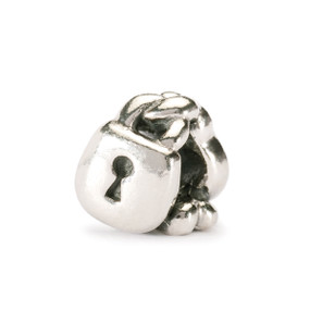 Trollbeads Silver Charm Love Locks, Trollbeads World Tour Italy