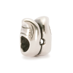 Trollbeads Silver Charm Clogs, World Tour Netherlands