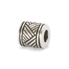 Trollbeads Silver Charm Drum Beat, World Tour Africa