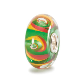 Trollbeads Glass Bead, Lithuania's Bead, World Tour Lithuania, TrollbeadsAkron.com