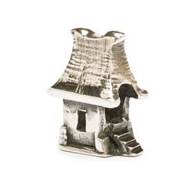 Trollbeads Silver Charm, Sacred House,  World Tour Japan, TrollbeadsAkron.com