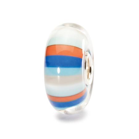 Trollbeads Glass Bead Beach Ball