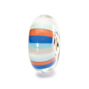 Trollbeads Glass Bead Beach Ball