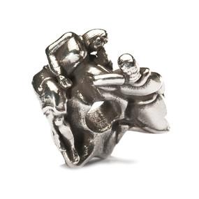 Trollbeads Silver Charm Breakfast 11470