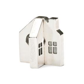 Trollbeads Silver Charm House 11467