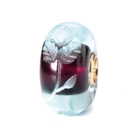 Trollbeads Glass Beads Engraved Azure
