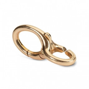 X Jewelry, Bronze Lock