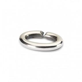 X Jewelry, Silver Link