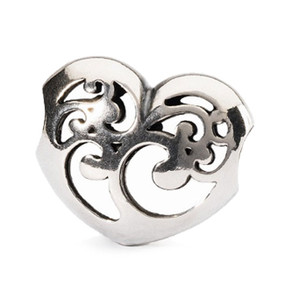 Trollbeads Caring Light, Mother's Day collection 2014, Silver Charm