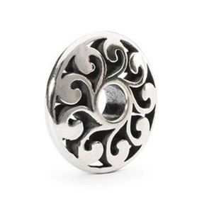 Trollbeads Caring Light, Mother's Day collection 2014, Troll Silver Charm