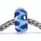 Trollbeads Harmony Facet Bead on Troll Bracelet, Fall 2014 Collection, TrollbeadsAkron.com