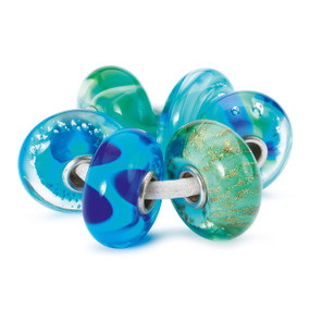 Trollbeads Aqua Kit, Spring 2015 Collection, TrollbeadsAkron.com