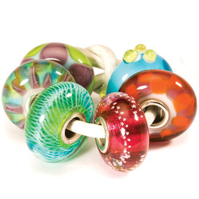 Trollbeads | Retired Glass Beads | Spring Kit | TrollbeadsAkron.com