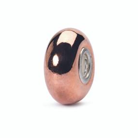 Trollbeads Copper Bead | TrollbeadsAkron.com