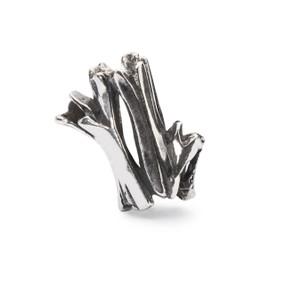 Trollbeads Trunk of Treasures Bead, Silver