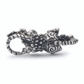 Trollbeads Go Christmas Crazy Lock, side one
