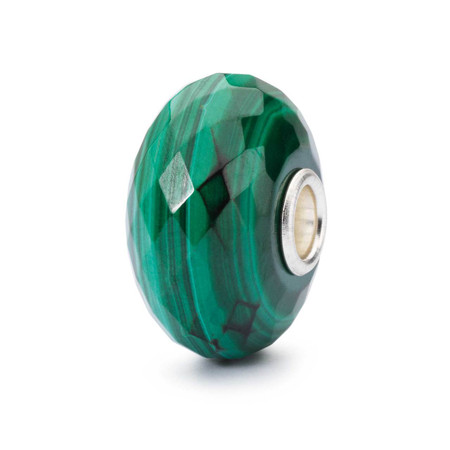 Trollbeads Malachite, Holiday Collection 2015