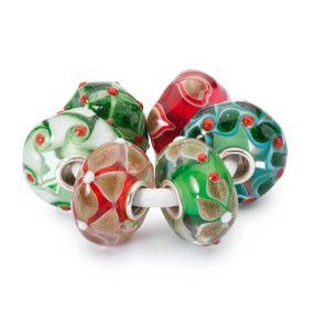 Trollbeads Holly Jolly Bead Kit