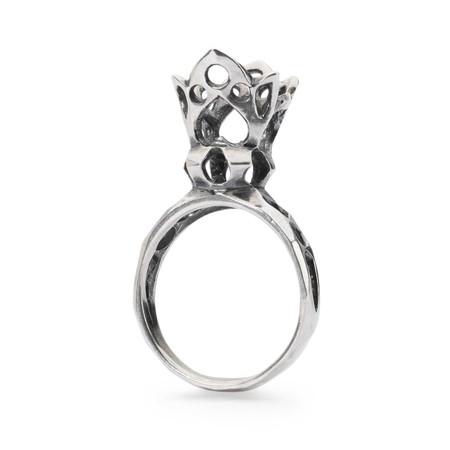 Trollbeads Crown of Fantasy Ring