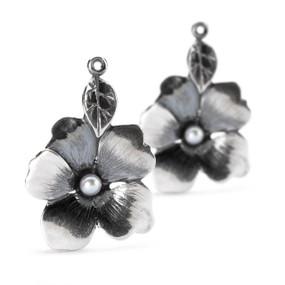Trollbeads Flower Freedom Earrings