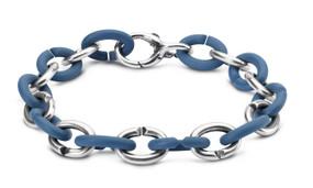 X Jewelry Ocean Silver Bracelet