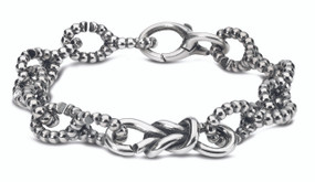 X Jewelry Love Chords Bracelet