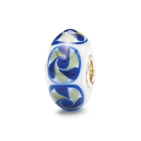 Blue Christmas Bead 2
