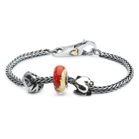 Trollbeads Rhythm of Love Bracelet